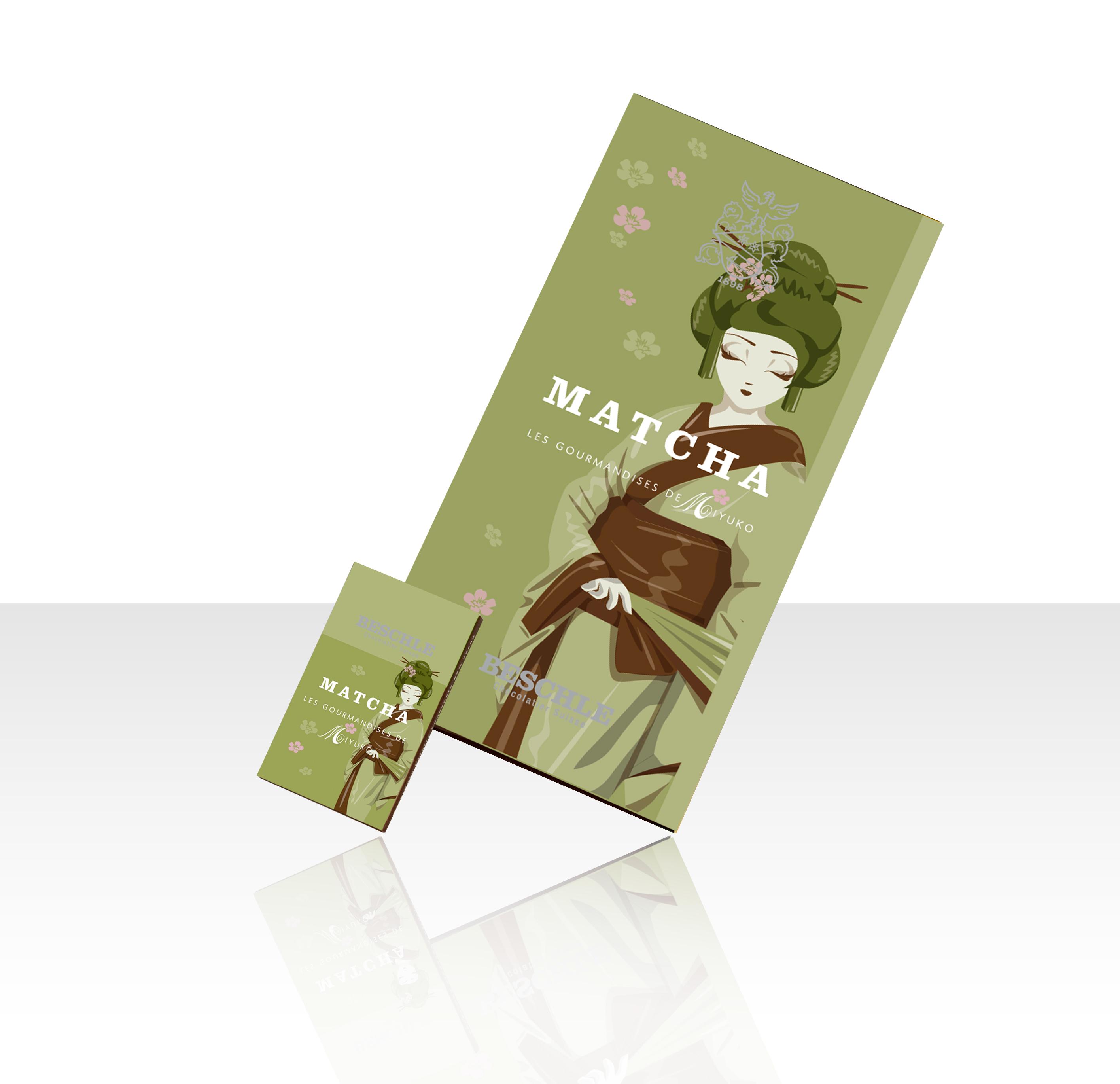 MATCHA – Les Gourmandises de Miyuko