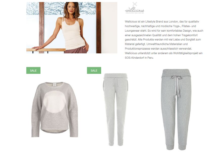 wellicious collection