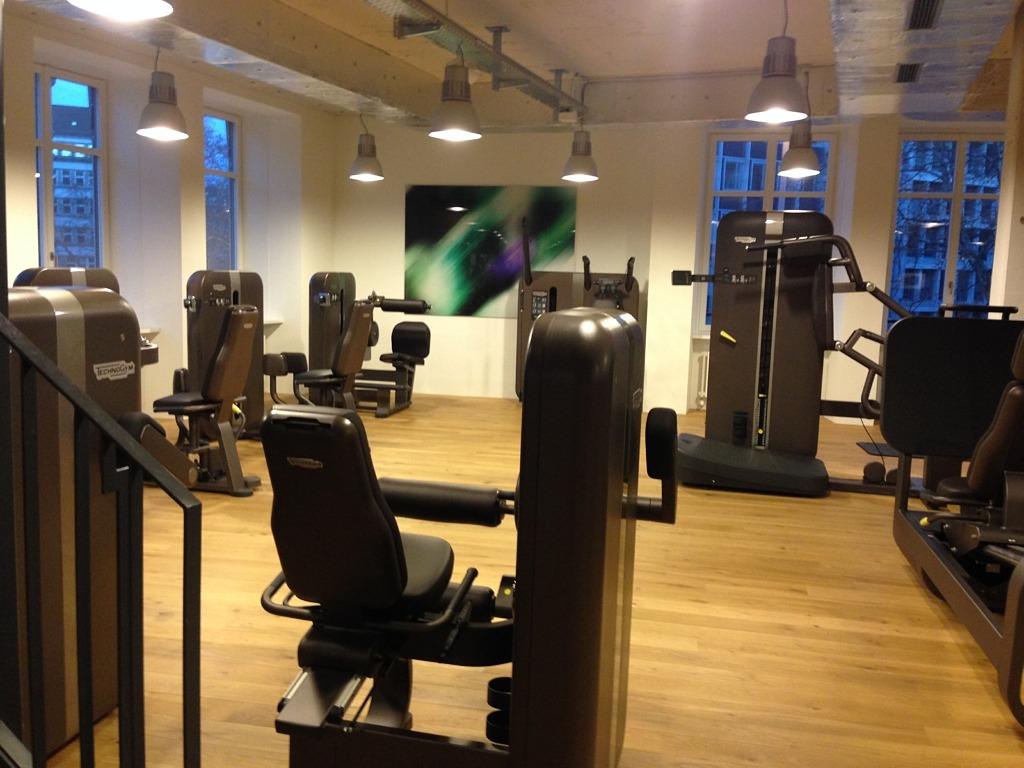 Indigo Zurich Gym
