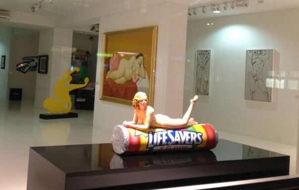 Life Savers 100 Years of Nudes Art Gallery