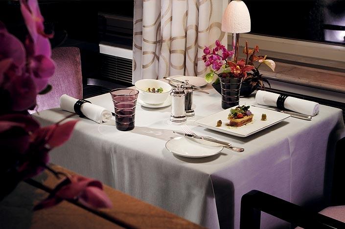 Pavillon Dinner