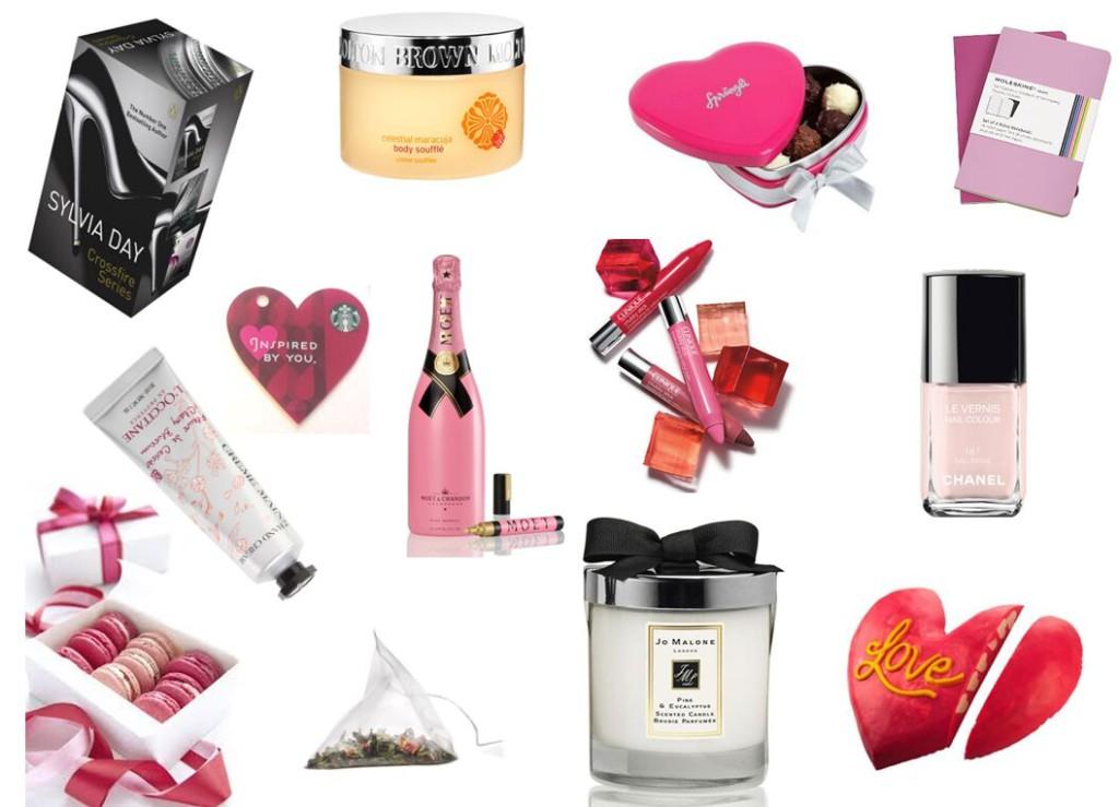 Valentines Day Girlfriends Feature