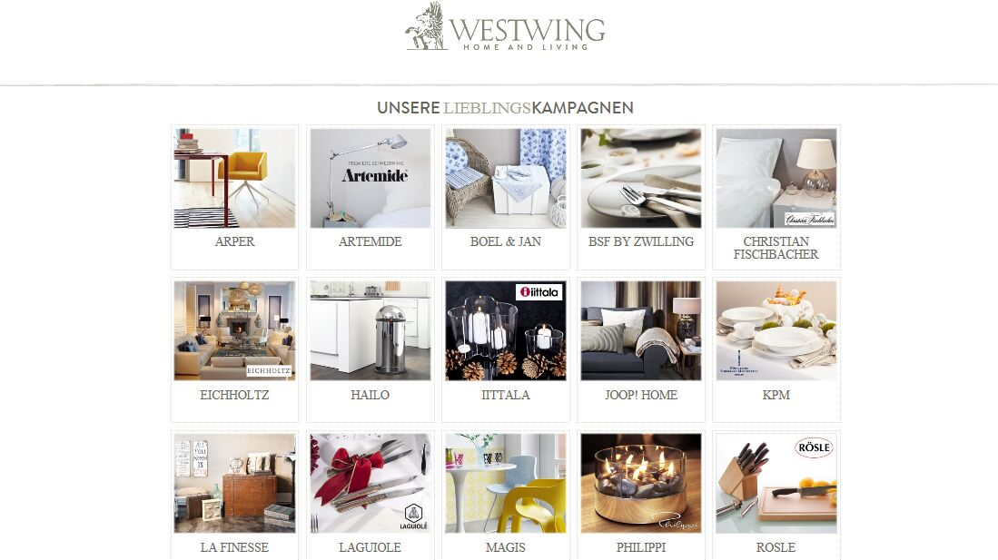 Westwing Brands