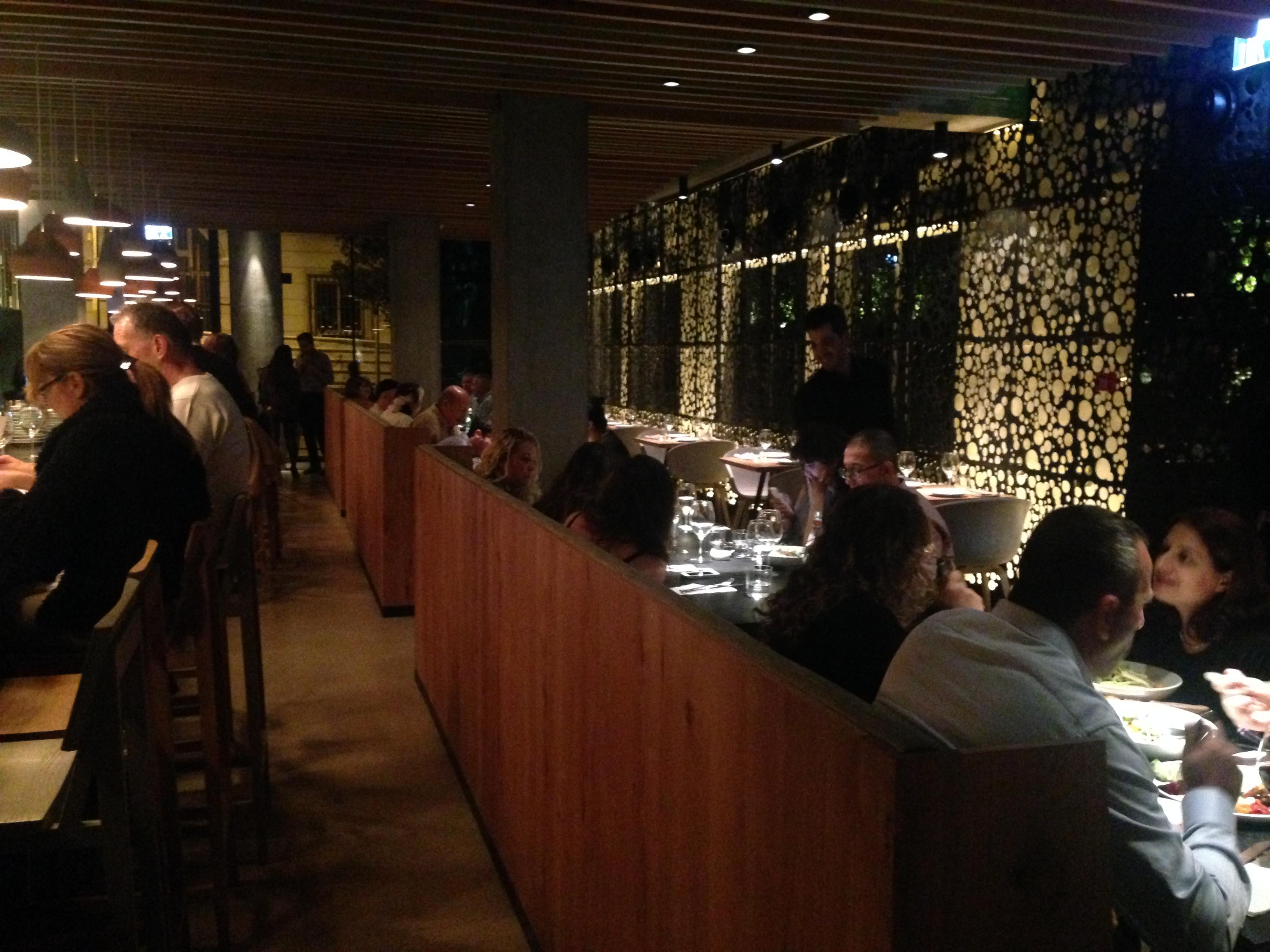 Bindella Osteria & Bar Tel Aviv