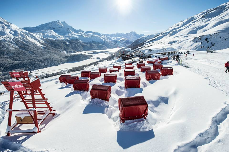 ST. MORITZ – THE BEAUTIFUL WINTER GETAWAY