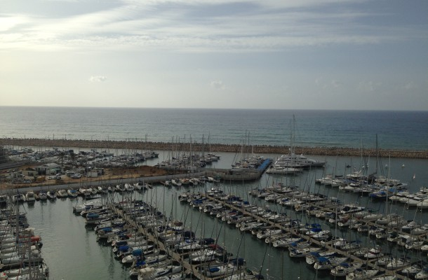 VIEW from the Ritz - Marina Herzliya