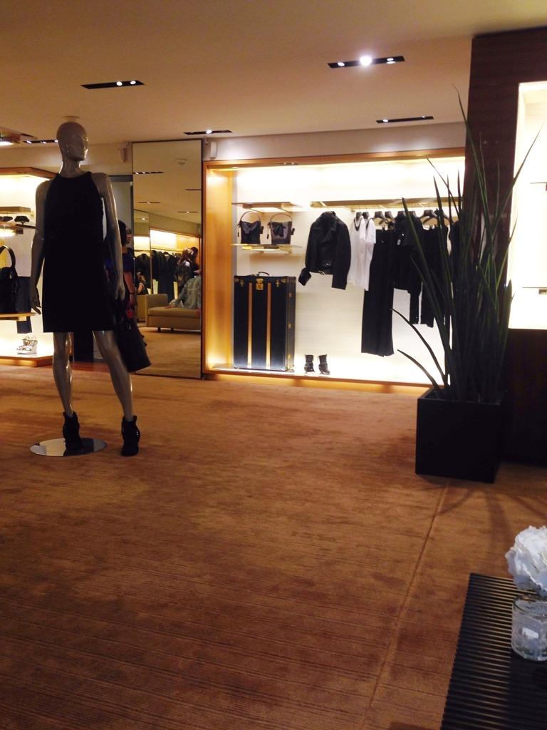 Louis Vuitton Zurich Store