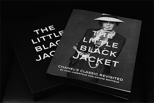 little black jacket chanel book