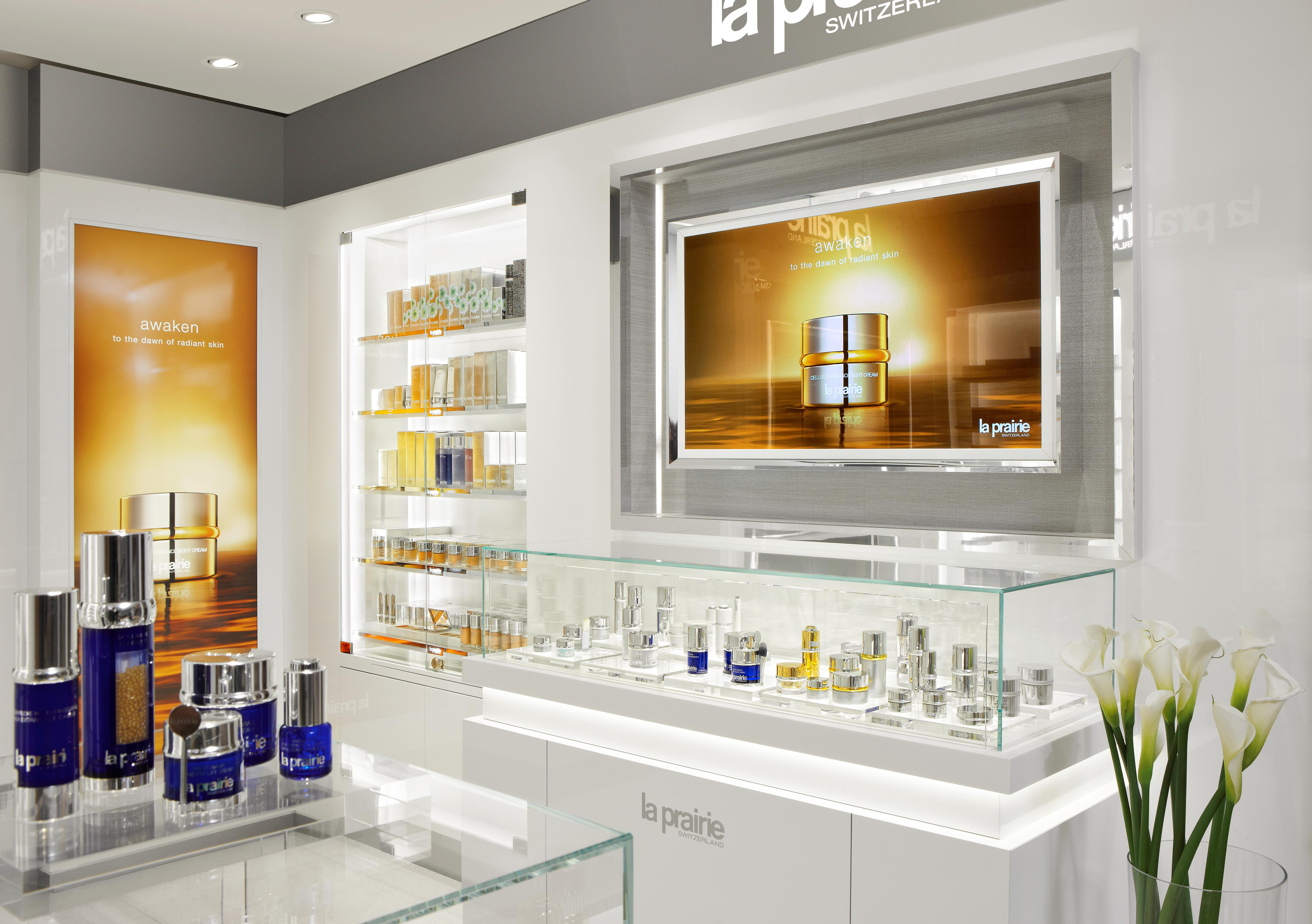 FIRST LA PRAIRIE HOTEL-BOUTIQUE OPENING