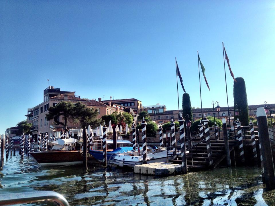 Hotel Cipriani Venice Boats