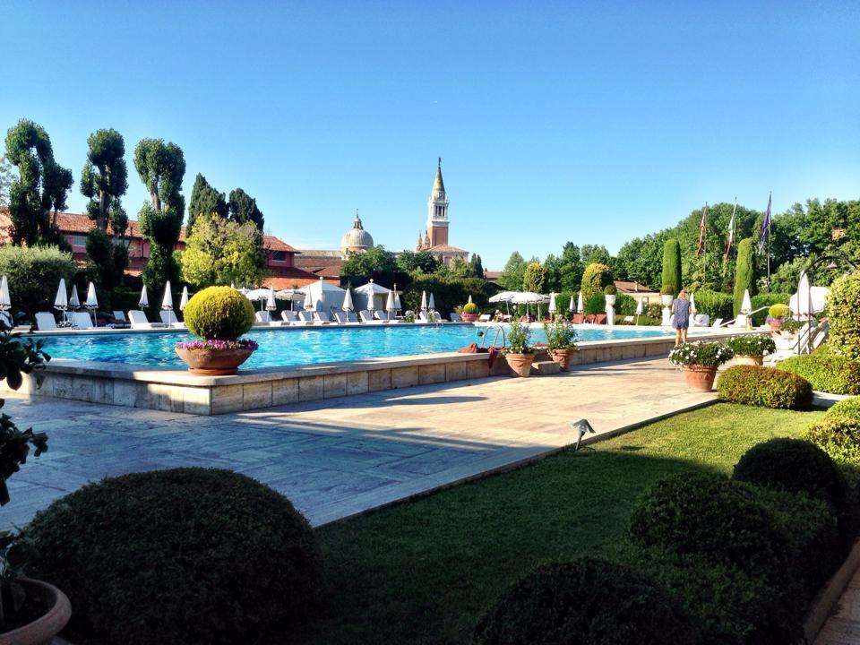 Pool Cipriani Venice