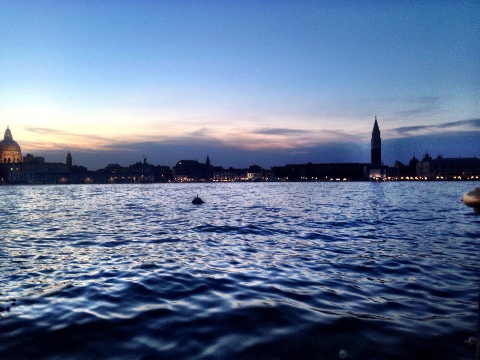 Venice View Cipriani Restaurant