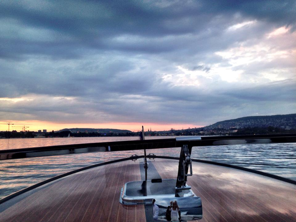 Cartier Boat Zurich