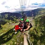 Best Selfie Ever - W Hotels Paragliding Verbier Nel-Olivia Waga