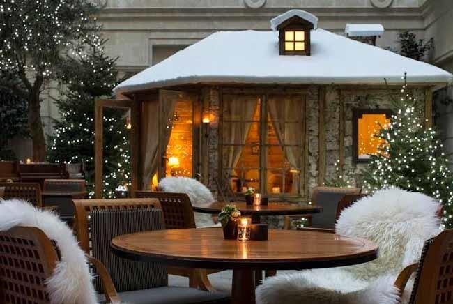 Winter Wonderland With Chopard At The Park Hyatt Paris Vendome Her Etiquette