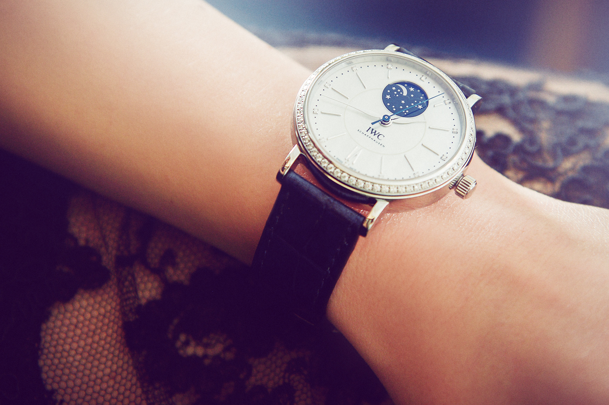 IWC Portofino 37 Moonphase