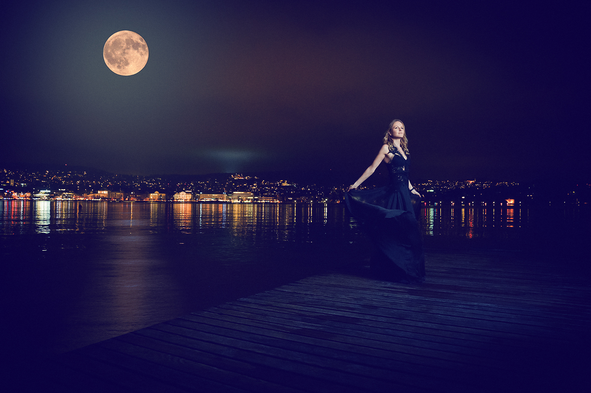 UNDER THE SUPERMOON & BEHIND THE SCENES WITH IWC