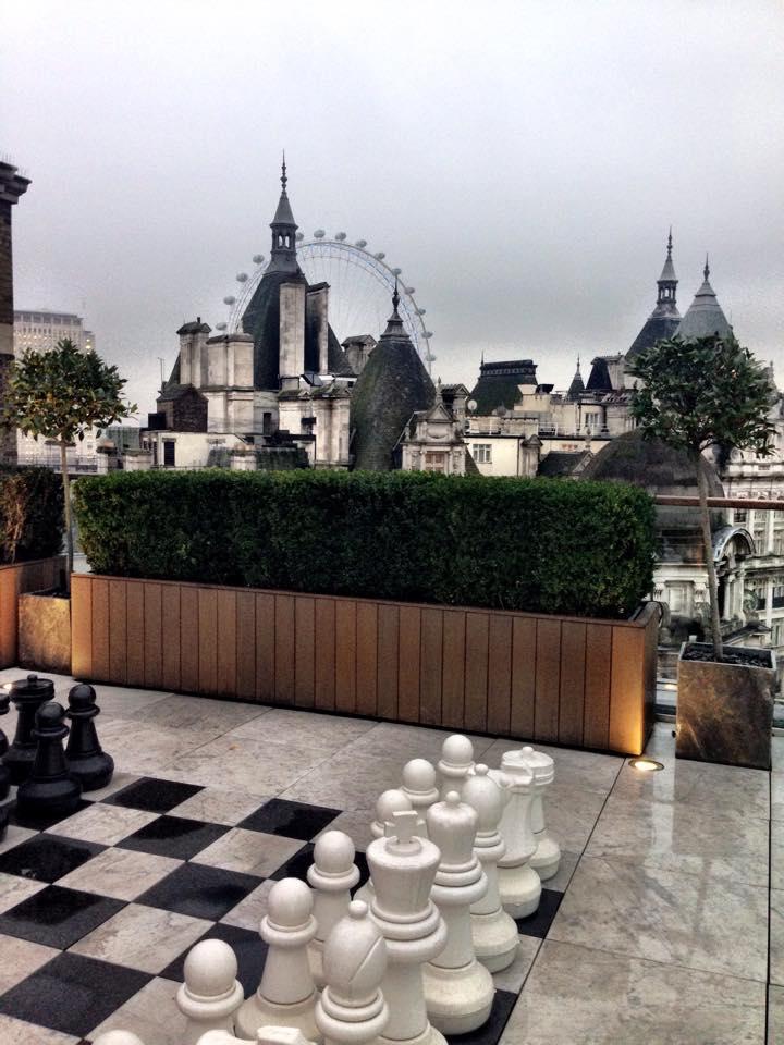 Postcards Royal Penthouse Corinthia London