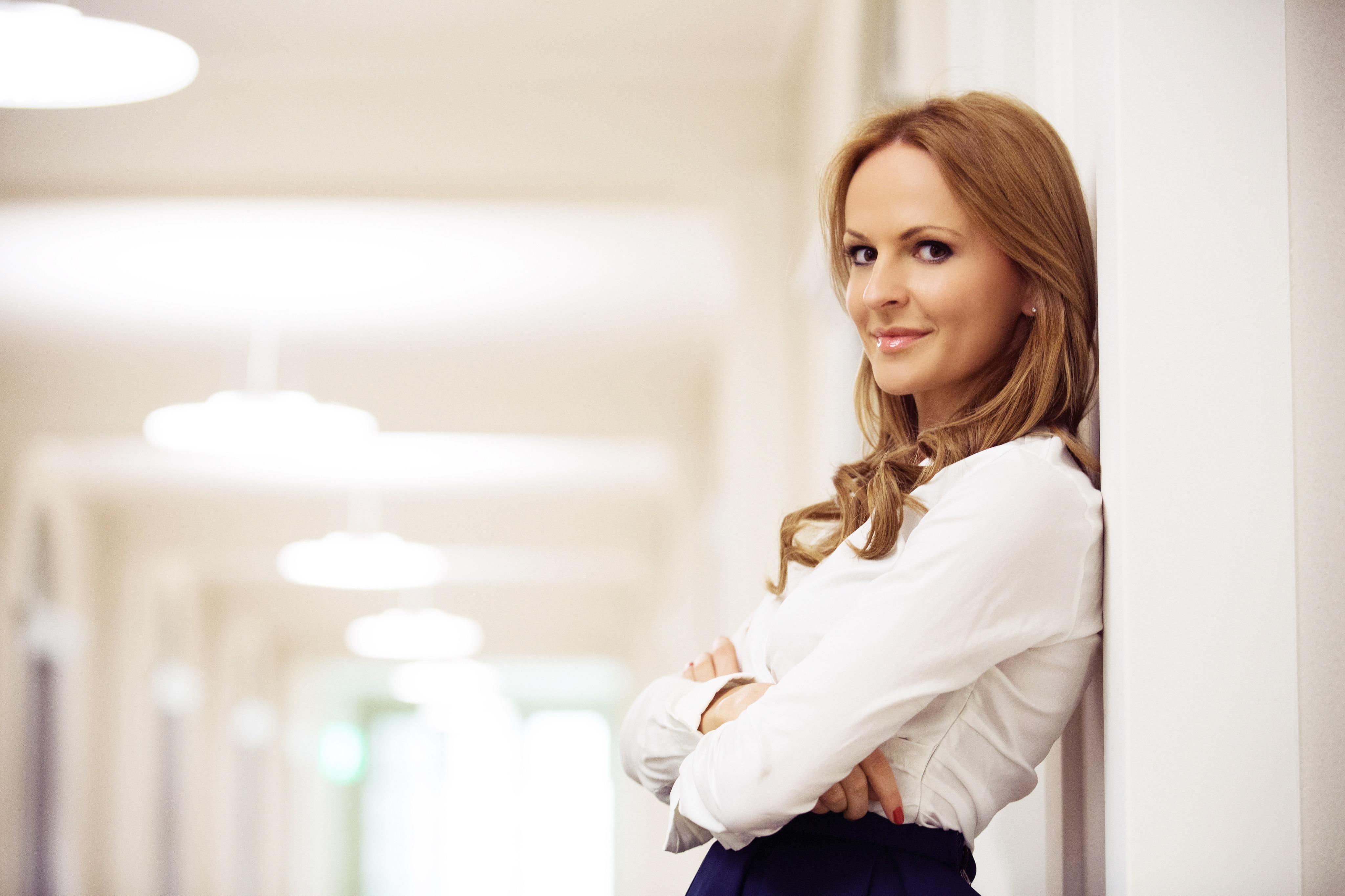 BUSINESS-WOMAN.CH INTERVIEW: ZÜRICH IST MEIN ZUHAUSE