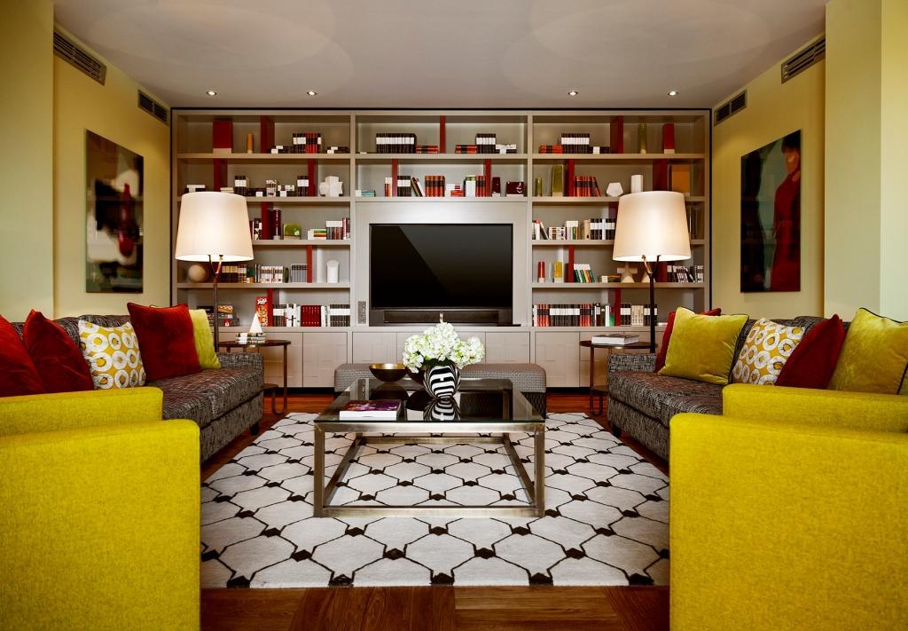 Bebel Suite_Hotel de Rome_Wohnzimmer 2