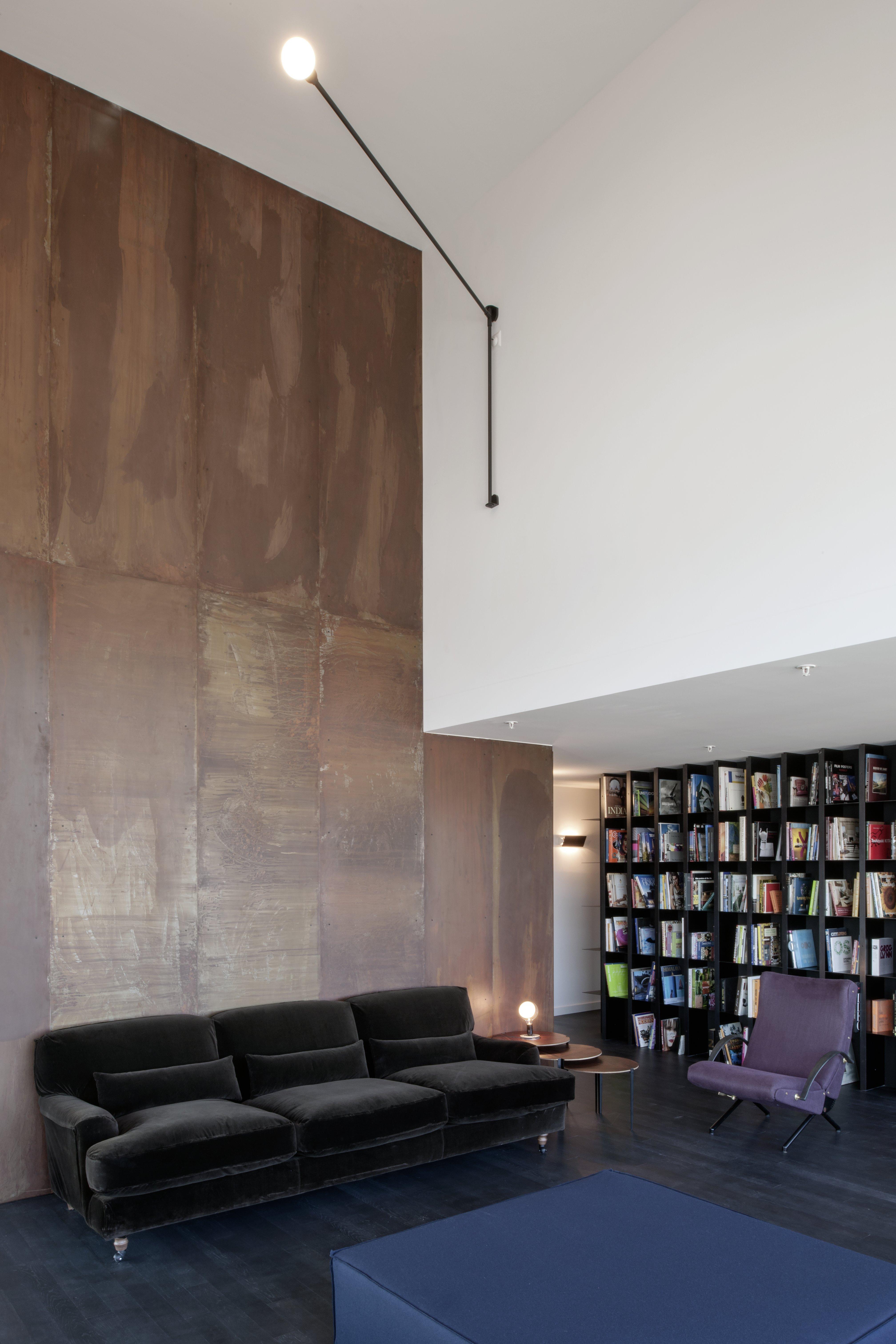 Sozzani Living Room Books Zurich