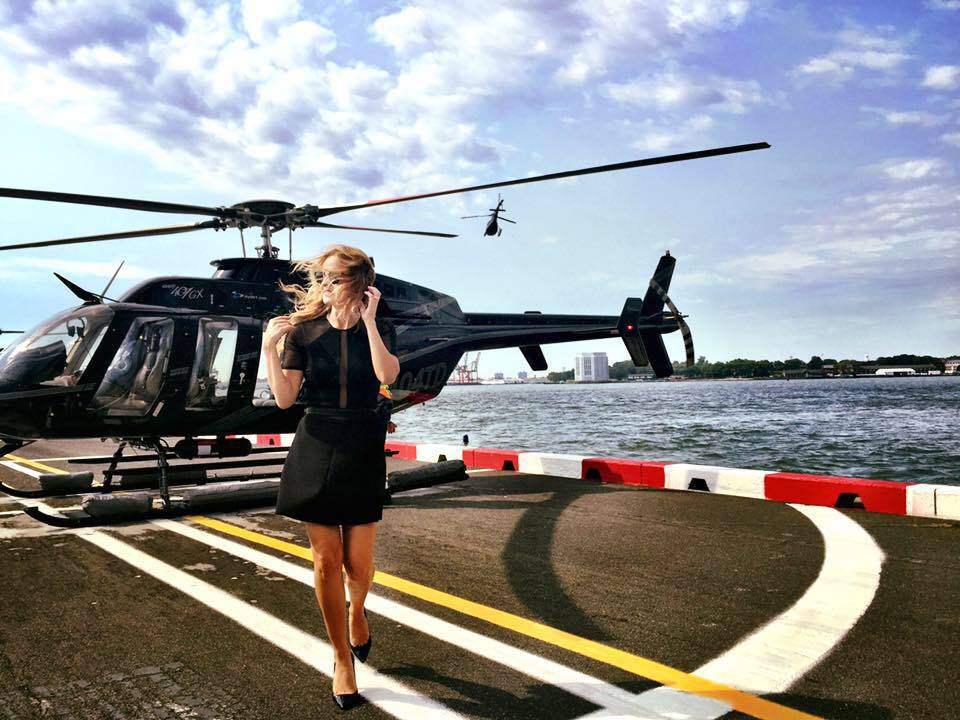 BUSINESS TOURS & PRIVATE CHARTERS ABOVE THE CITY THAT NEVER SLEEPS – HELI NY