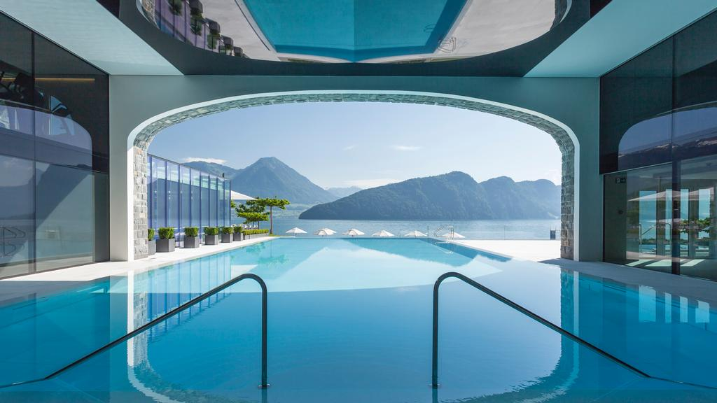 FORBES: 5 SWISS LUXURY HOTELS WITH OUTSTANDING SPAS