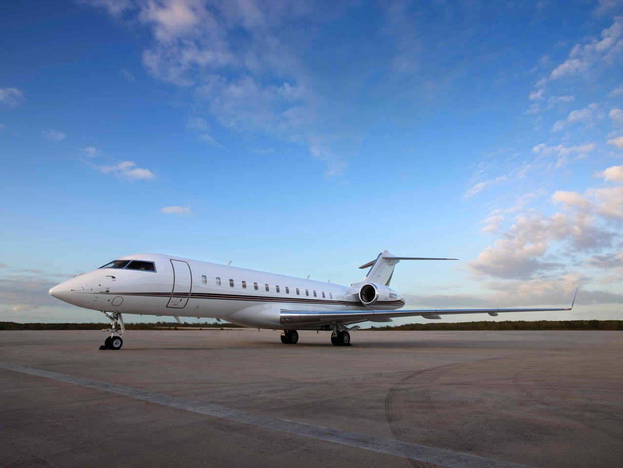 NetJets Signature Series Global 1