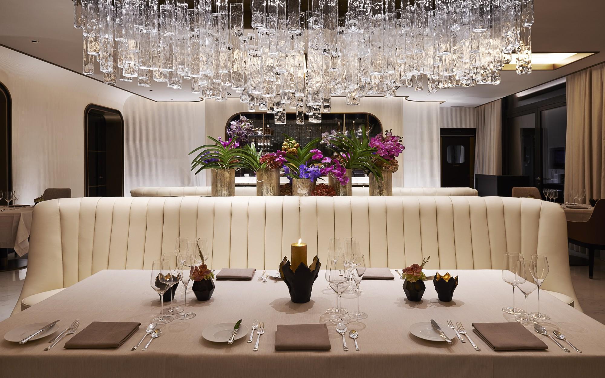 Ecco Restaurant Atlantis by Giardino Zurich Gourmet