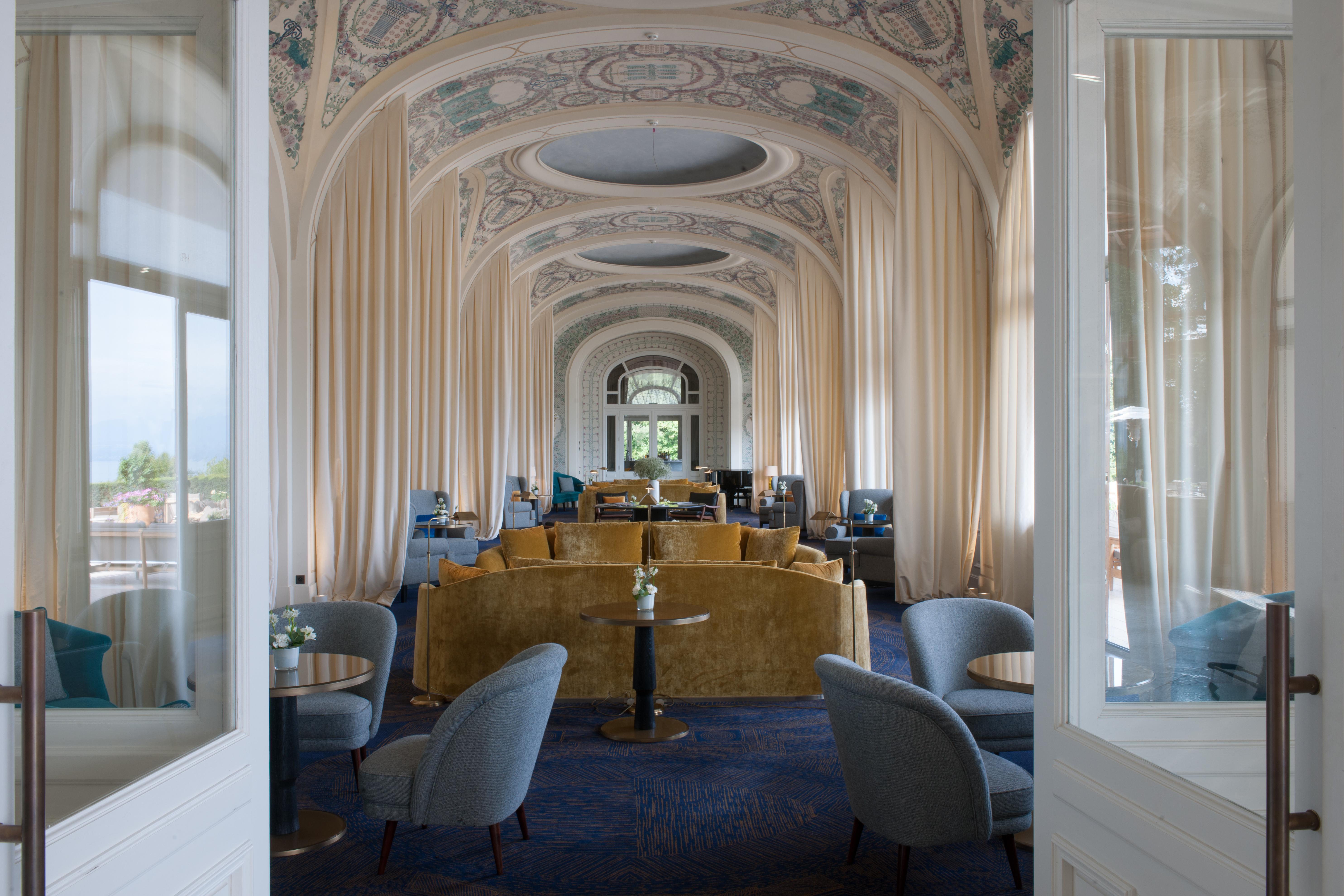 Luxury Hotel Royal Evian Resort