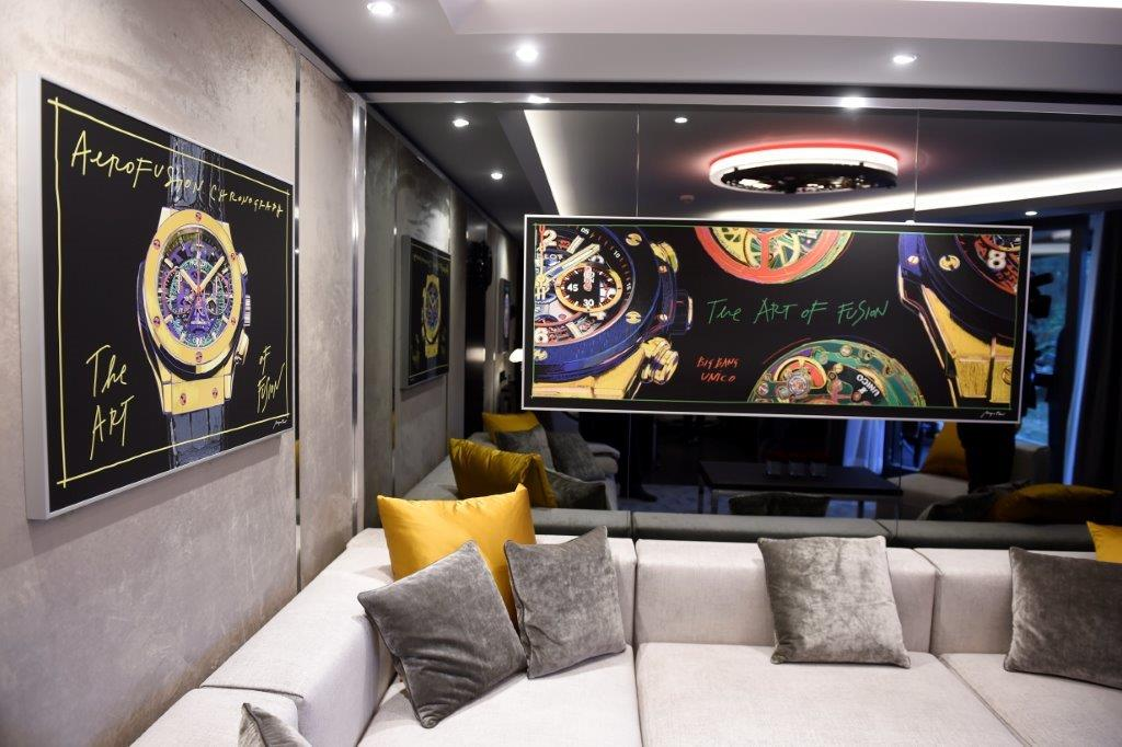 Hublot Suite 107 Atlantis by Giardino Zurich