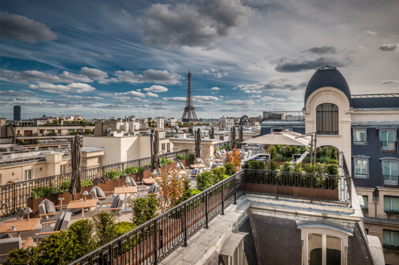 FORBES: THE BEST 6 LUXURY HOTELS IN PARIS FOR EVERY OCCASION