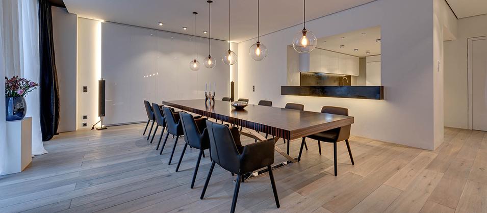 Luxury Loft Artloft Berlin Mitte Dining Room