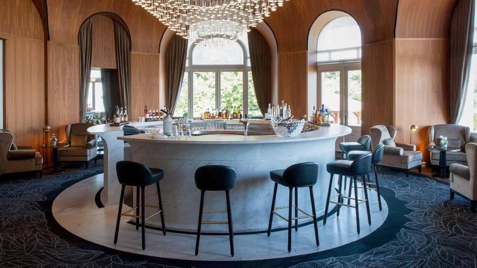 Bar Evian Resort Hotel Royal