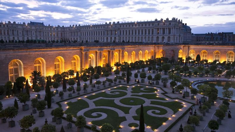 Credit: The Peninsula Academy - Chateau Versailles