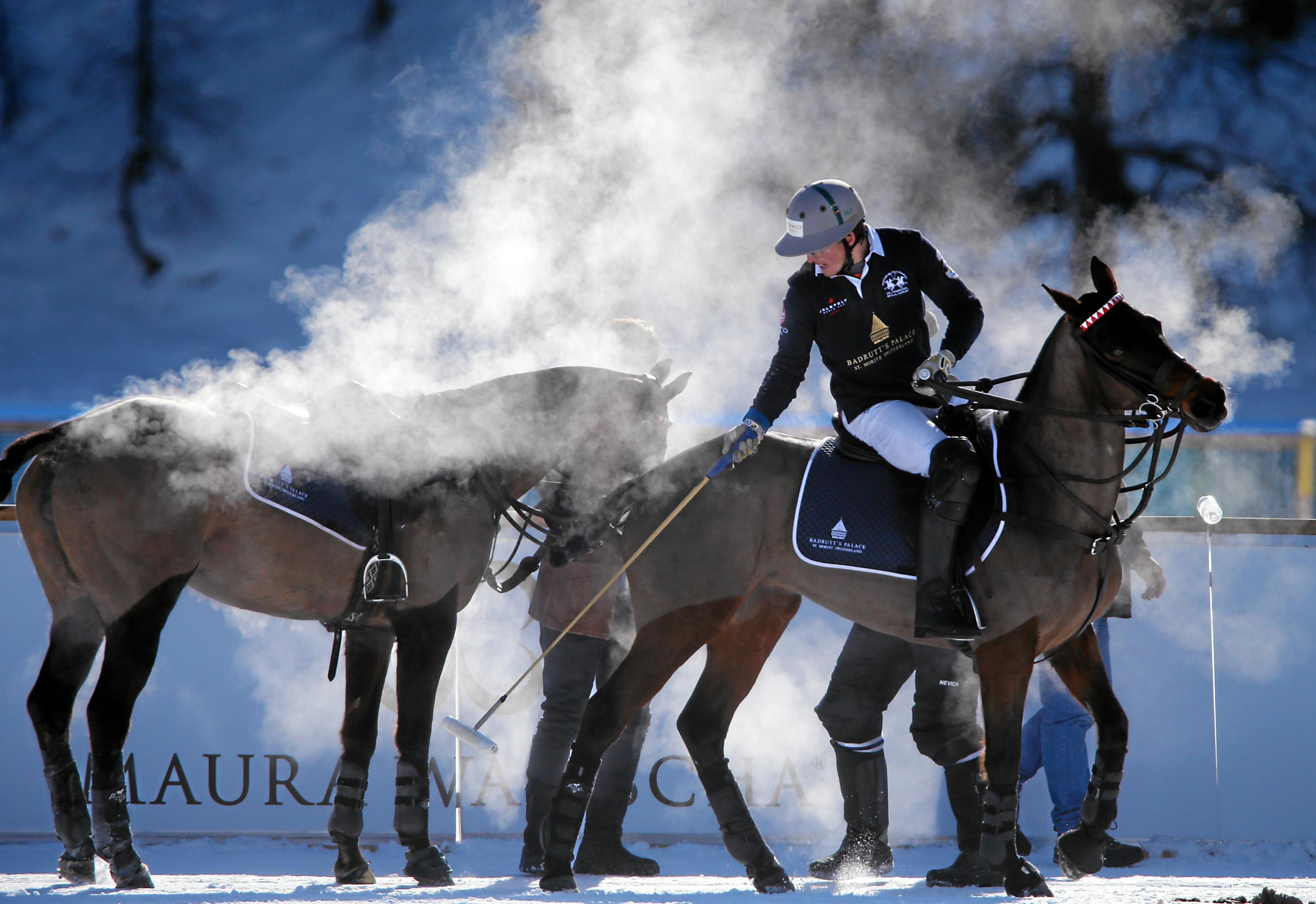 Snow Polo World Cup St. Moritz: Impression