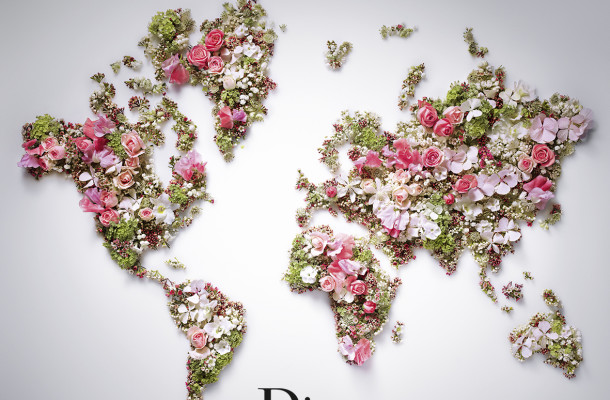 Les Jardins Dior Happy Women's Day