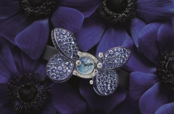Graff Luxury Watches - The Princess Butterfly-1