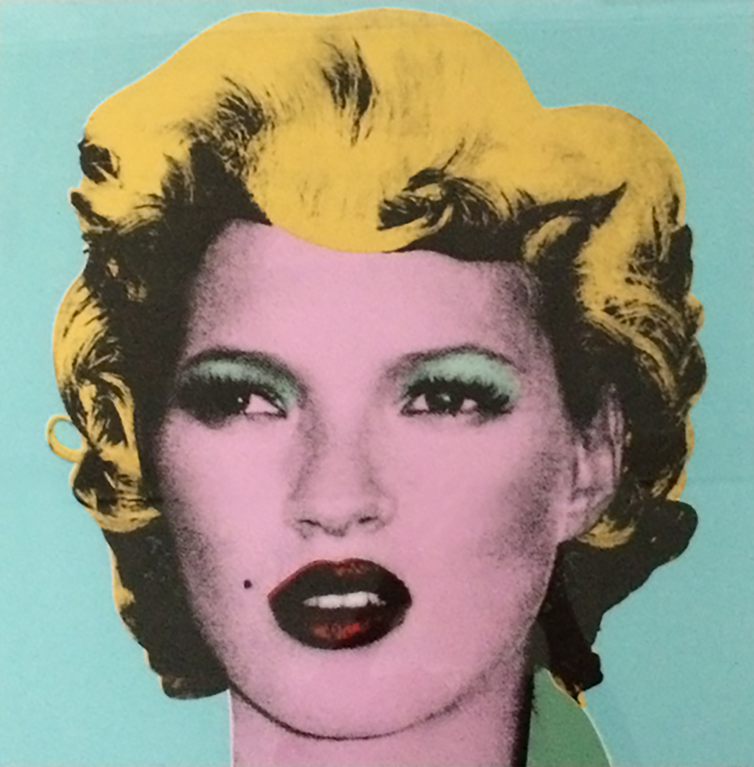 Banksy_Kate Moss