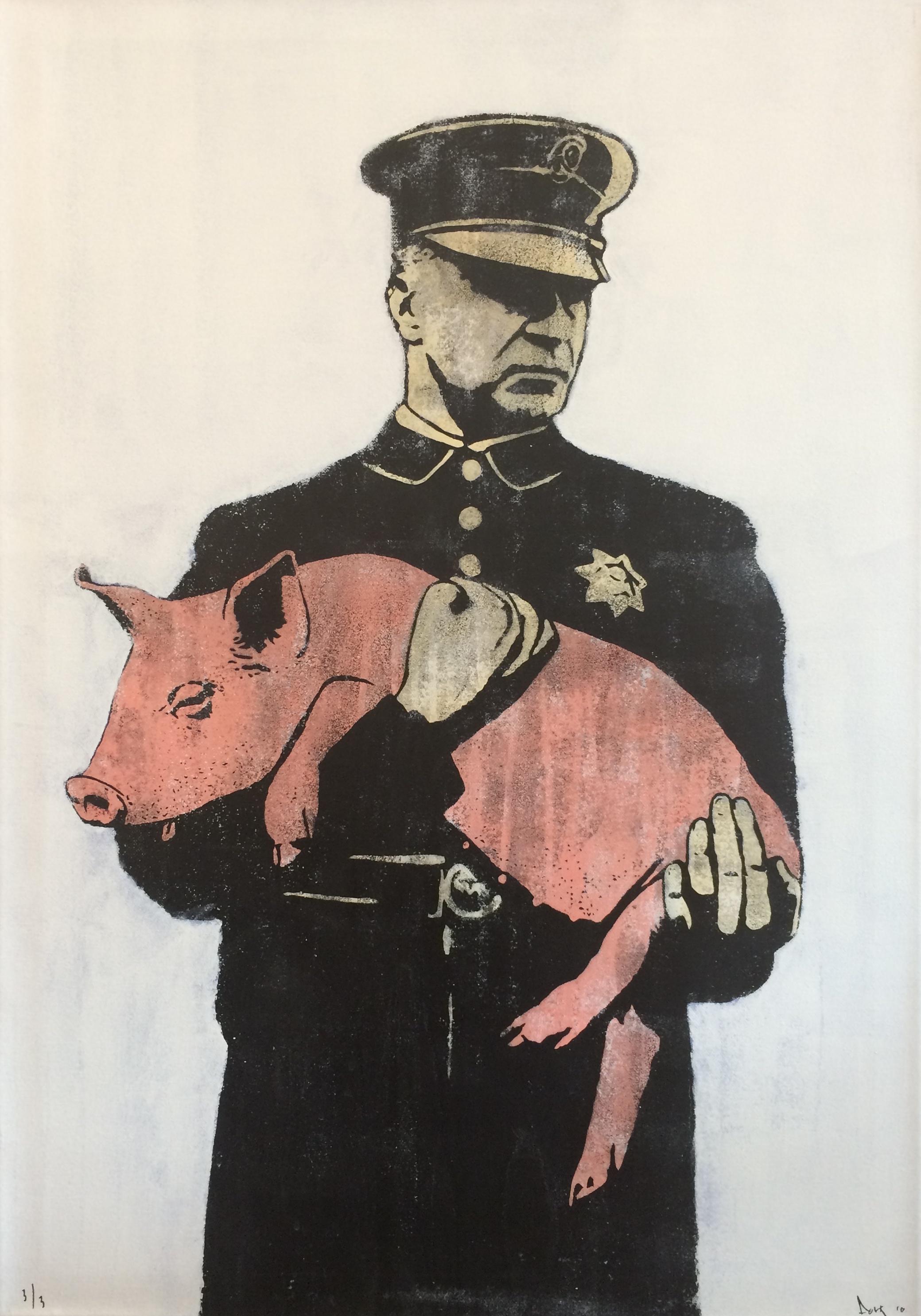 Banksy_Dolk_Pig