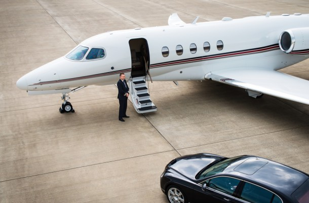 NetJets Welcome