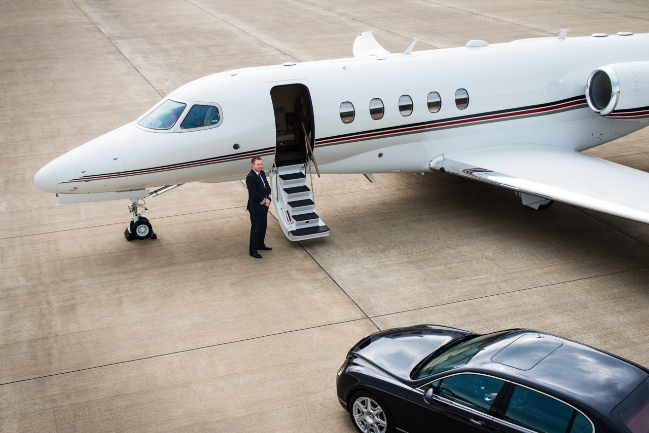 NETJETS LAUNCHES THE NEW CESSNA CITATION LATITUDE