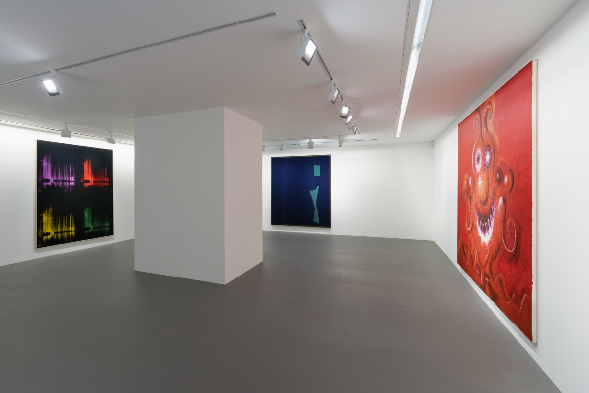THE ART OF THE 1980s – VITO SCHNABEL'S SUMMER SHOW IN ST. MORITZ
