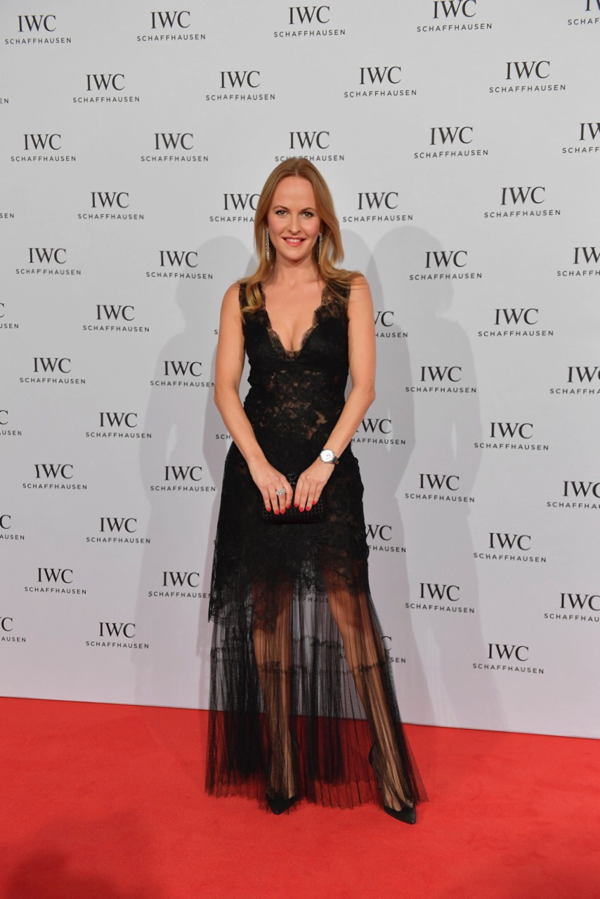 IWC Gala Dinner Zurich Film Festival FOR THE LOVE OF CINEMA, Nel-Olivia Waga