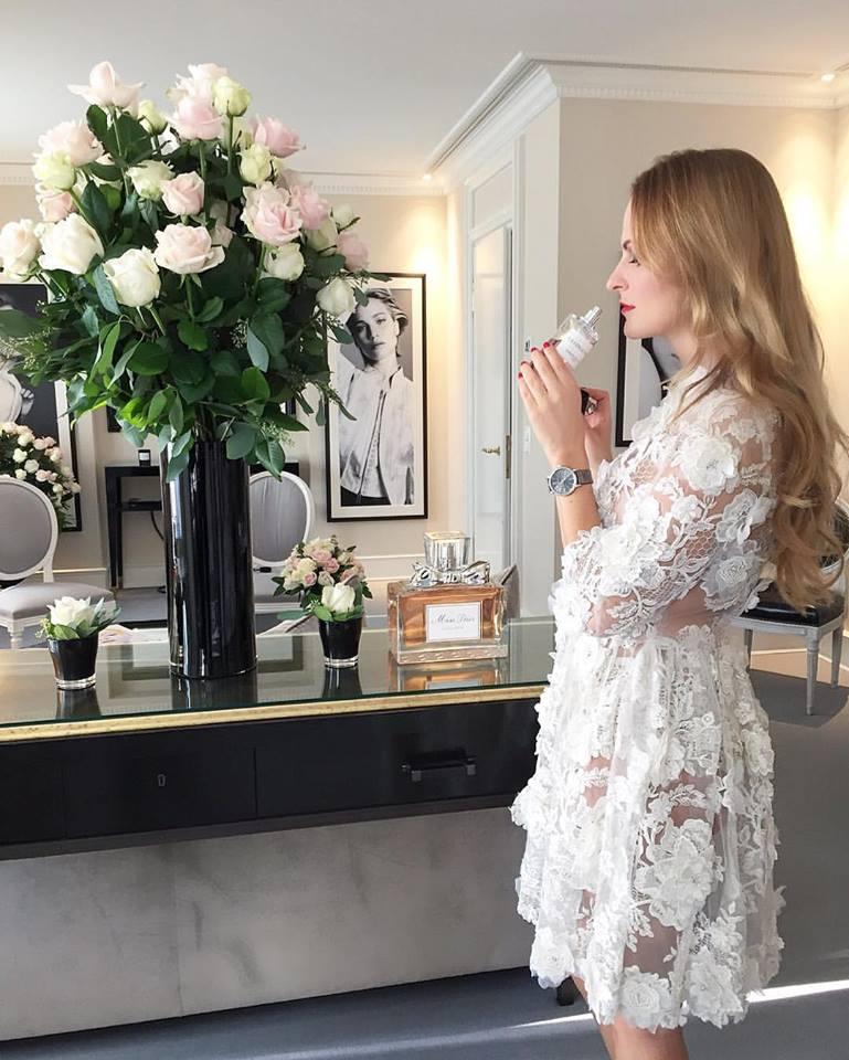 Dior Suite_Dior Parfum_Nel-Olivia Waga_Baur au Lac_Zurich