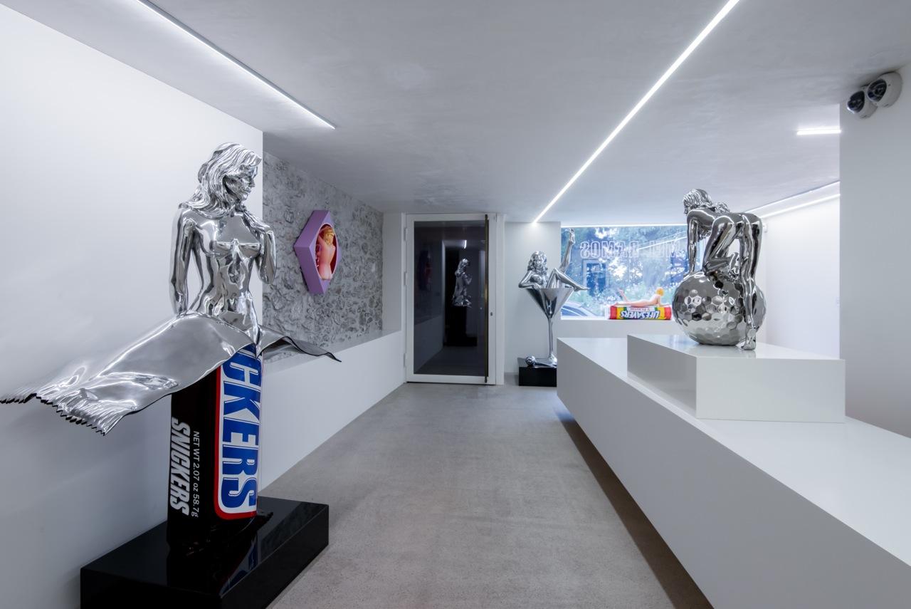 Mel Ramos Artist Galerie Gmurzynska Zug 5