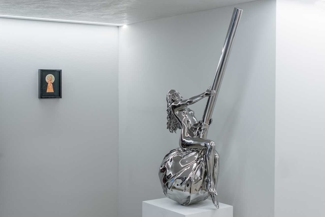 Mel Ramos Artist Galerie Gmurzynska Zug 4