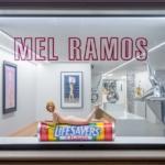 Mel Ramos Galerie Gmurzynska