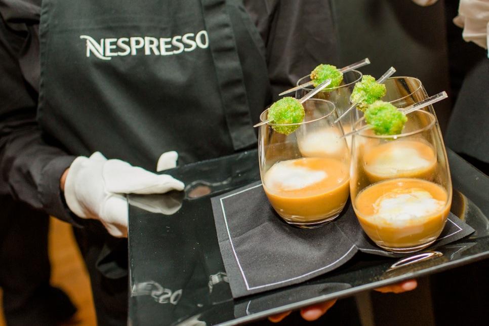 Nespresso Atelier Gourmet Zurich Film Festival