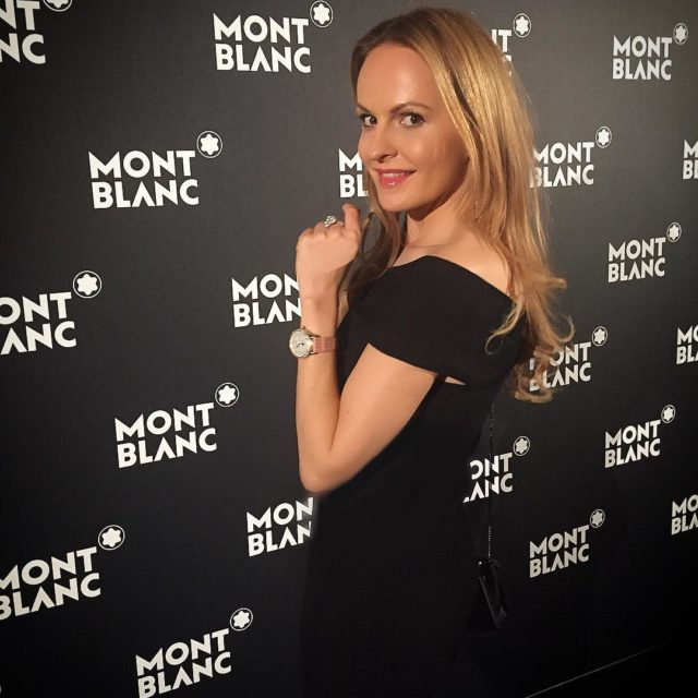 Celebrating the SpiritOfExploration with montblanc at SIHH2018   NewYearNewHeights